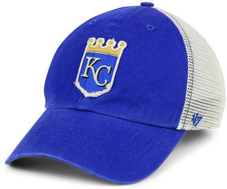 '47 Kansas City Royals Tally Closer Stretch Fitted Cap