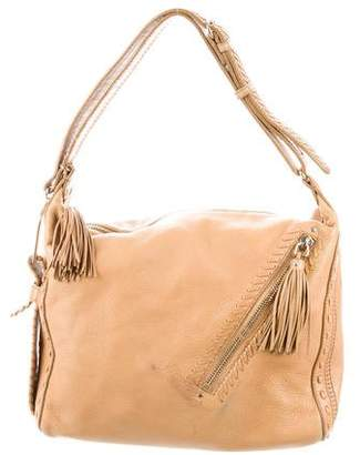 Jimmy Choo Leather Shoulder Bag 82e61f6bccc01