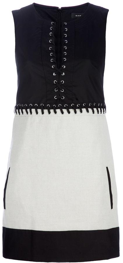 Barbara Bui lace-up dress