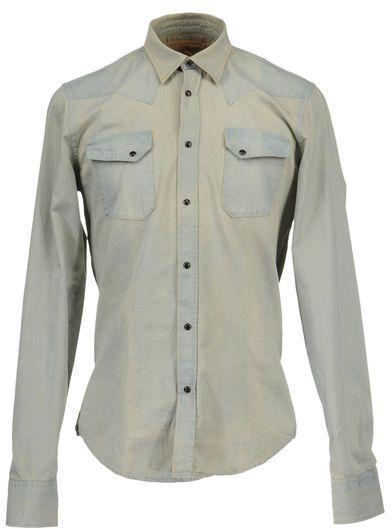 Macchia J Denim shirt
