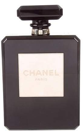 Chanel Perfume Bottle Chain Bag