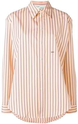 Off-White striped shirt