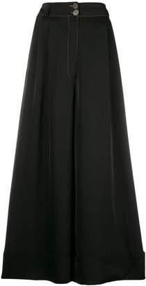Loewe high waist palazzo trousers