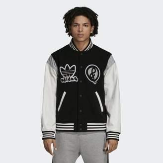 adidas (アディダス) - Uas Varsity Jacket