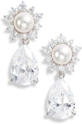 Nadri Delice Drop Earrings