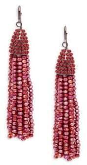 Saks Fifth Avenue Tassel Dangle & Drop Earrings