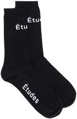 Études short socks