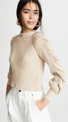 Finders Keepers findersKEEPERS Linear Sweater
