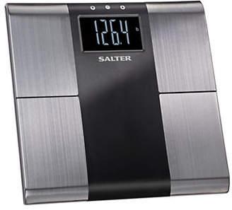 Salter SPRINGFIELD Stainless Steel Body Analyzer Scale