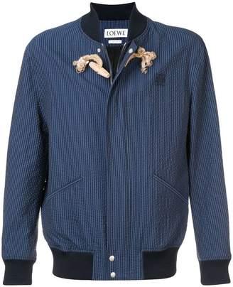 Loewe toggle bomber jacket