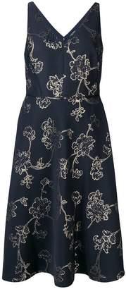 Lauren Ralph Lauren Yoly midi dress