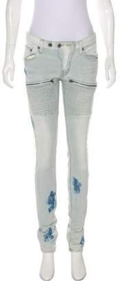 LGB Mid-Rise Skinny Jeans