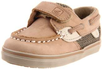 Sperry Bluefish Hook & Loop Boat Shoe (Infant/Toddler/Little Kid)