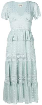 Temperley London Wondering lace dress