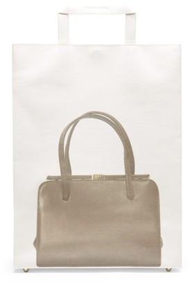 Stefan Cooke - Bag Print Tote Bag - Womens - White Multi