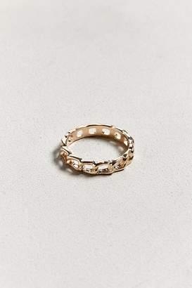 Urban Outfitters Chain Link Ring