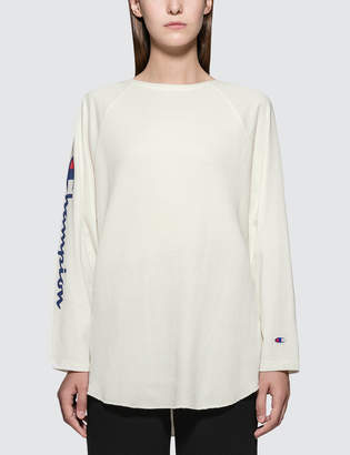 Champion Raglan Sleeve Long Sleeve T-Shirt