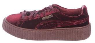 8df0fc0f1db FENTY PUMA by Rihanna Velvet Creeper Sneakers