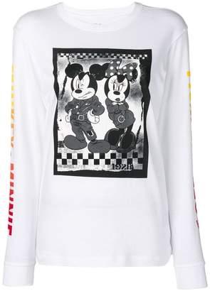 Vans Mickey & Minnie T-shirt