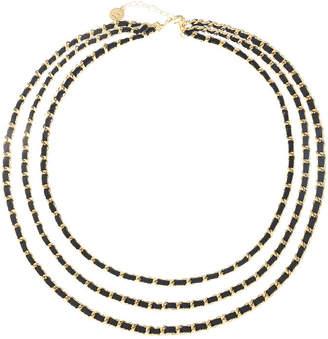 Liz Claiborne 25 Inch Curb Chain Necklace