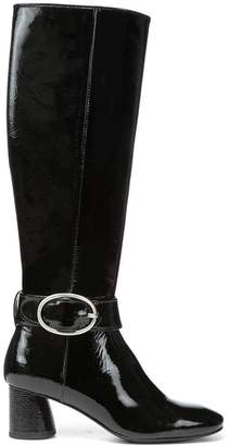 Donald J Pliner CAYE, Patent Leather Boot