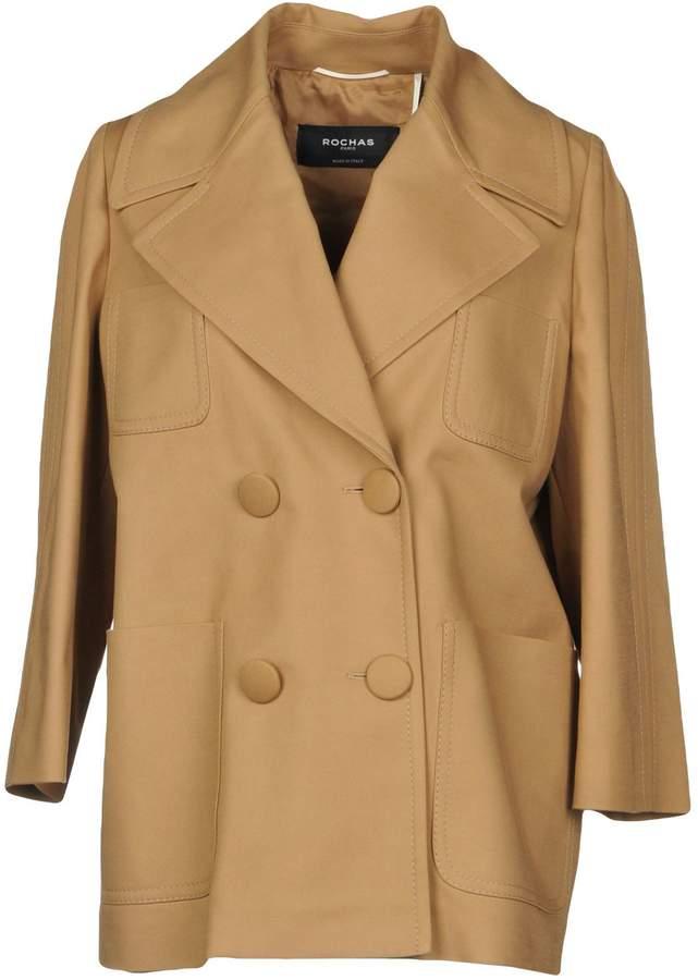 ROCHAS Overcoats