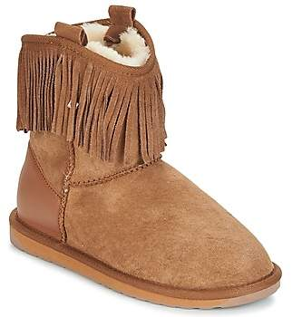 Emu GLAZIERS women's Mid Boots in Brown
