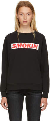 6397 Black Smokin Sweatshirt
