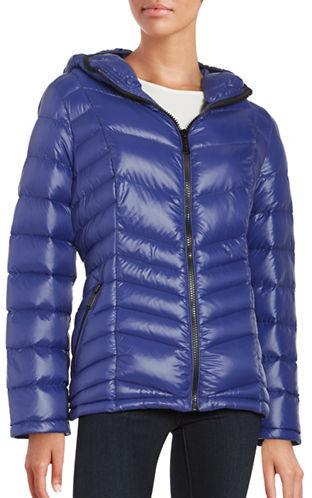 Calvin KleinCalvin Klein Short Packable Down Puffer Coat