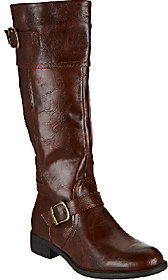 As Is BareTraps Tall Shaft Boots w/ Buckle Details- Redford $34 thestylecure.com