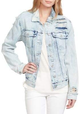 Jessica Simpson Reagan Best Friend Denim Jacket