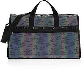 Le Sport Sac Women's x Baron Von Fancy Classic Weekender Duffel Bag