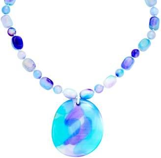Lola Rose Aubree Gemstone Adjustable Necklace