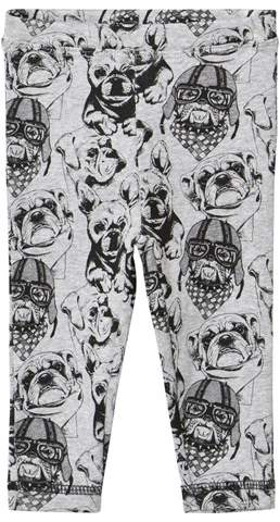 Petit by Sofie Schnoor Bulldog Print Leggings