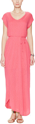 Splendid Jersey Dolman Maxi Dress