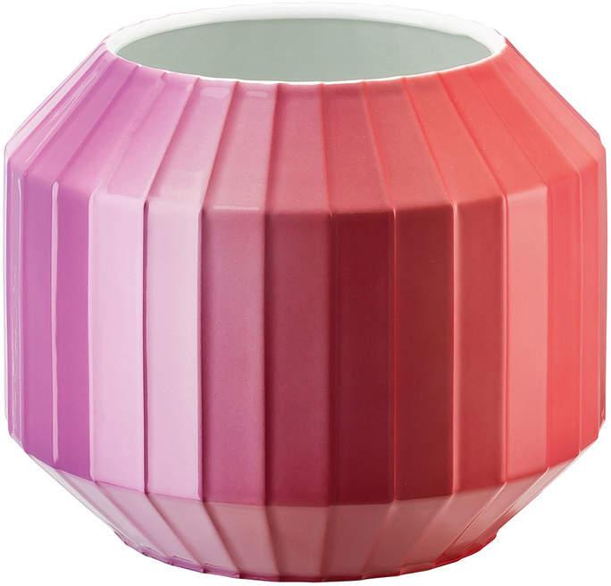 Hot-Spot Vase, Flashy Red, 16 cm