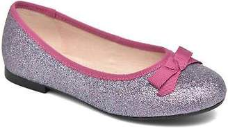 Mellow Yellow Kids's Mnalte Rounded toe Ballet Pumps in Pink