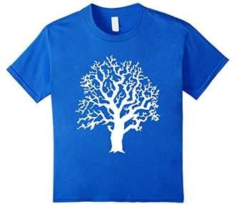 Oak Tree T-Shirt Nature Wood Timber Lumberjack Graphic Tee