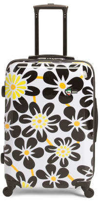 24in Ekko Floral Full Size Hardside Suitcase