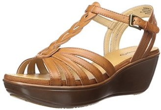 BareTraps Women's Diamond Wedge Sandal $69 thestylecure.com