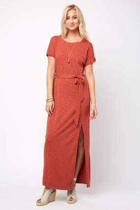 Sanctuary Knit Maxi Dress