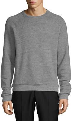 Ermenegildo Zegna Marled Crew Sweatshirt
