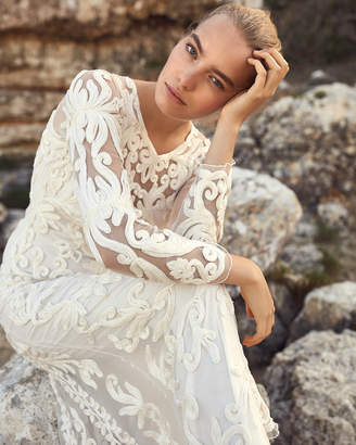 Phase Eight Aubrina Tapework Bridal Dress
