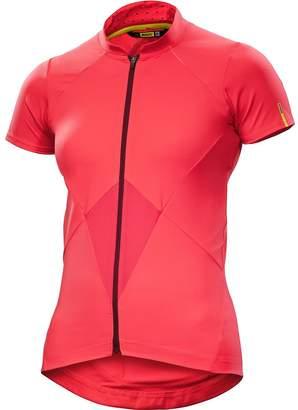 Mavic Sequence Short-Sleeve Jersey - Women's