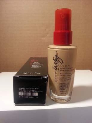 Avon Extra Lasting Liquid Foundation Creamy Natural by