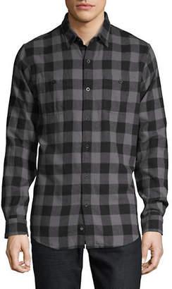 Dockers Flannel Button-Down Shirt