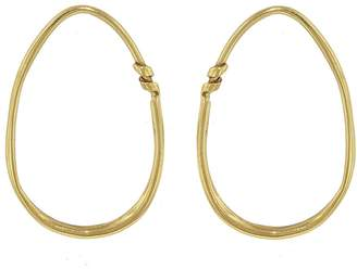 Ariana Boussard-Reifel Falkland Earrings - Brass