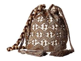 Sam Edelman Abela Beaded Bucket Handbags