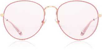Givenchy Sunglasses Round Sunglasses