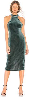 Privacy Please Blythe Midi Dress